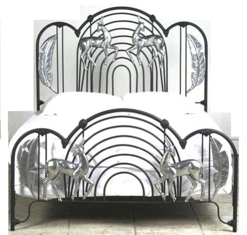 Corsican Iron Bed (Corsican Vegas Deco Resort Bed)