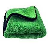 Detailers United - Hydro Hoover XL | Professional Grade Plush Car Drying Towel 1200GSM | 50x70cm