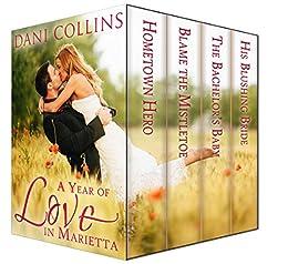 A Year of Love in Marietta by [Collins, Dani]