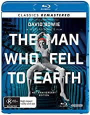The Man Who Fell To Earth (Blu-ray)
