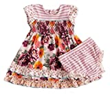 Matilda Jane Once Upon A Time Tea Time Dress and Diaper Cover (18-24 months)
