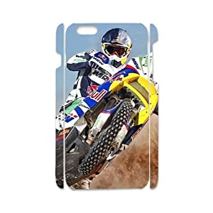 iPhone6 New Hot Motor Bike Motorcycles Competition Case Cover for iPhone6 4.7 (Laser Technology)