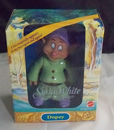 Snow White and the Seven Dwarfs Color Changing Doll DOPEY