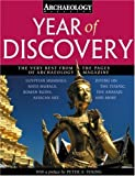 Year of Discovery, Archaeology Magazine Editors, 1578261120