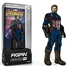 FiGPiN Avengers Infinity War: Captain America - Not Machine Specific