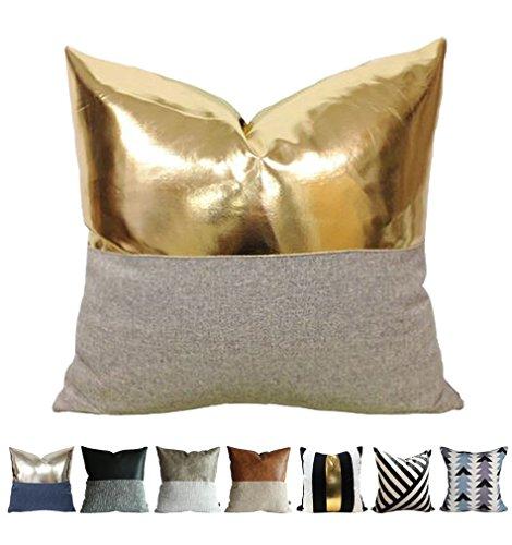 Patchwork Decorative Throw Pillow - 6
