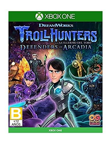 Trollhunters Defenders of Arcadia - Xbox One