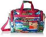 World Traveler Prints Duffel Bag, Surf, One Size