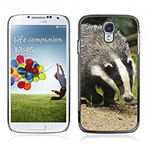 Super Stellar Slim PC Hard Case Cover Skin Armor Shell Portection //Badger V0000296// Samsung Galaxy S4 i9500