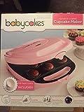 WMU 1 X Babycakes Mini Cupcake Maker CC-8C