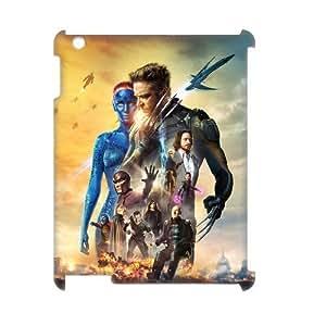 C-EUR X Men Pattern 3D Case for iPad 2,3,4