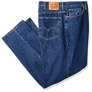 Levi's Men's Big and Tall 560 Comfort Fit Jean
