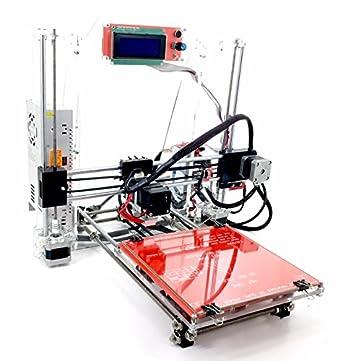 reprapguru] DIY Reprap Prusa i3 V2 kit de impresora 3d con piezas ...