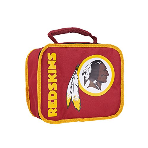 The Northwest Company Officially Licensed NFL Washington Redskins Sacked Lunch Cooler