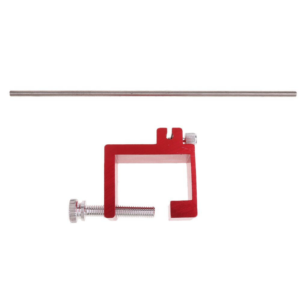 Homyl Chain Alignment Tool for Motorcycle ATV Bike Rear Sprocket Adjustment - Red