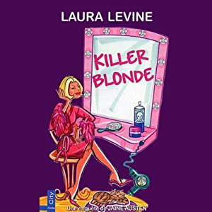 Killer Blonde Audiobook