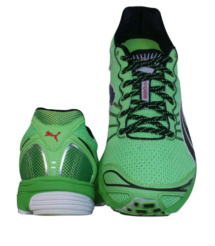 Puma Complete SLX Fuujin J RC Mens Running Trainers / Shoes-Green-41 2WspxD6i5Y