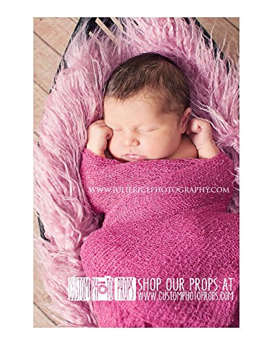 Pink Stretch Wrap Magnolia, Newborn Photo Props, Photography Props, Baby Props, Girl Props, Fabric, Scarf, Newborn Props, Custom Photo Props