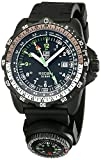 Luminox Men's 8831.KM Recon NAV Analog Display Analog Quartz Black Watch