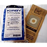 Kirby Vacuum Cleaner Bags Micron Magic 9 pack 197394 fits G3 - G7 + Belt