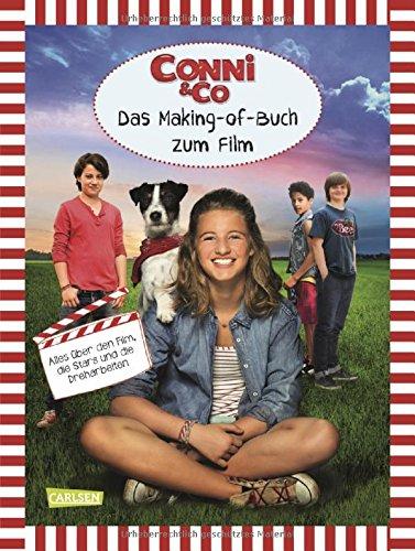 Conni & Co Das Making-of-Buch zum Film