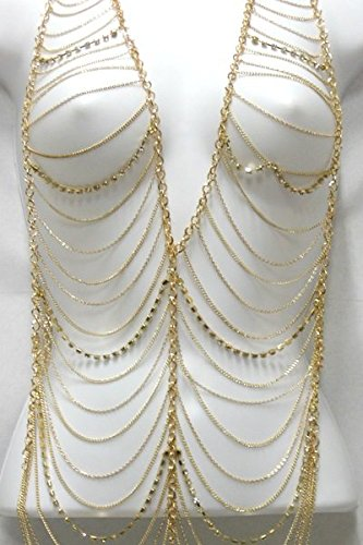 Jewelry V V Neck Neck Body cqFInWfwf