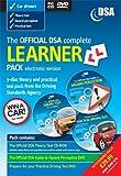 The Official DSA Complete Learner Driver Pack (Valid until 2011)