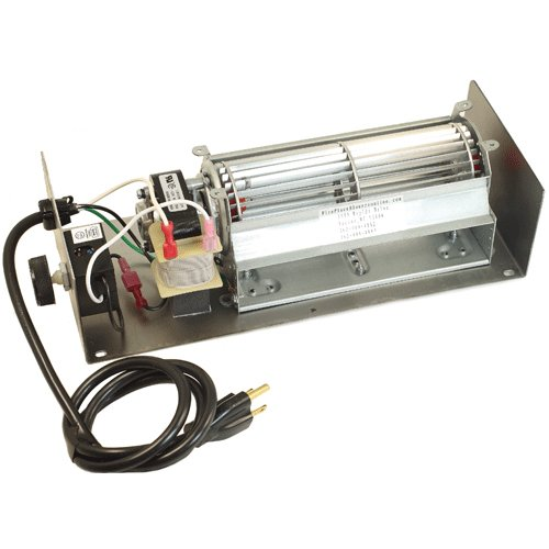EP62-1 Fireplace Blower Kit for Continental, Napoleon Wood Burning Fireplaces; Rotom #R7RB62 by FireplaceBlowersOnline