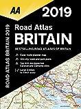 2019 Road Atlas Britain