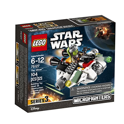 LEGO Star Wars The Ghost 75127 (Micro Lego Star Wars Sets)