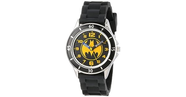 Amazon.com: Batman BAT9152 reloj para aprender la hora con ...