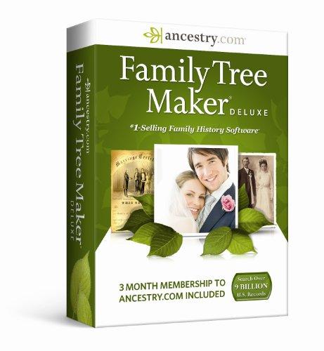 Family Tree Maker Genealogy - 1