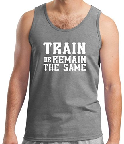 Train Remain Same Tank Top