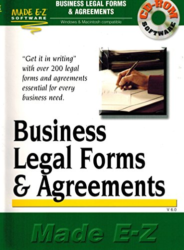 - Business and Legal Forms & Agreements Made Ez