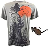 The Hangover Alan Costume Party Shirt and Sunglasses (XXL)