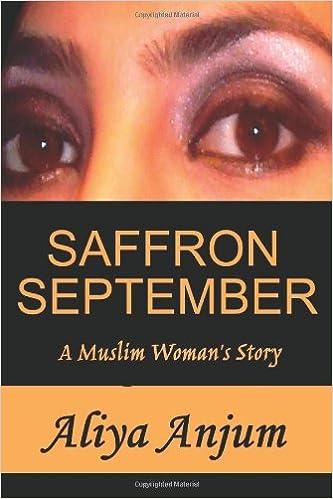 SAFFRON SEPTEMBER: A Muslim Womans Story: Amazon.es: Ms ...