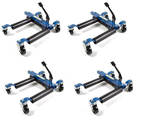 - Capri Tools Hydraulic Car Positioning 9