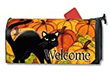 MailWraps Pumkin Patch Cat Mailbox Cover 02760