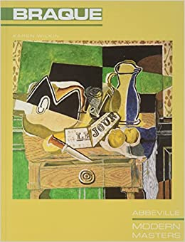 amazon georges braque modern masters series karen wilkin