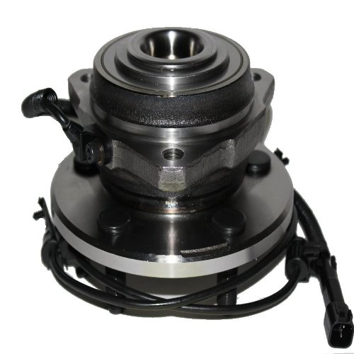 Brand New Front Left Wheel Hub and Bearing Assembly 2002-07 Jeep Liberty 5 Lug W/ABS