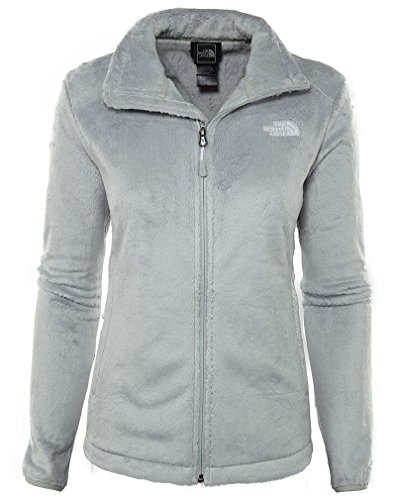 North Face Women's Osito 2 Jacket (Large, Lunar Ice Grey)
