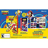 Sonic Mania Plus for Nintendo Switch by Sega