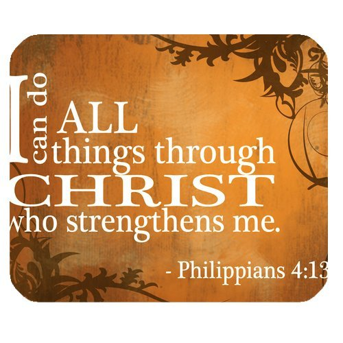 Honey Bible Verse Gaming Mouse Pad High Quality Texture Mousepad