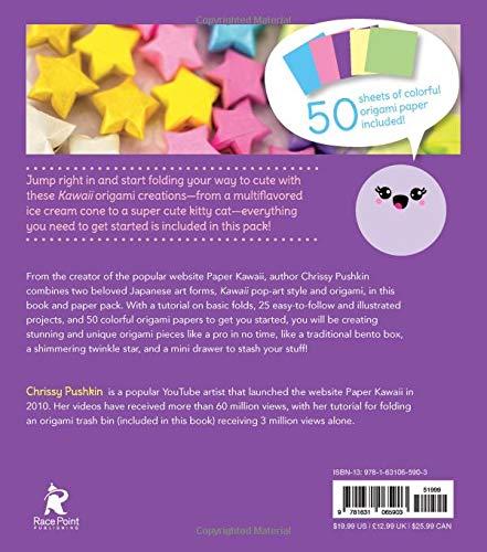Origami Strip Reindeer | 500x441