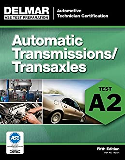ase test preparation a2 automatic transmissions and transaxles rh amazon com Transmission Gears Peerless 2300 Transaxle