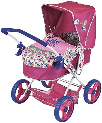 Baby Alive Classic Pram Doll product image
