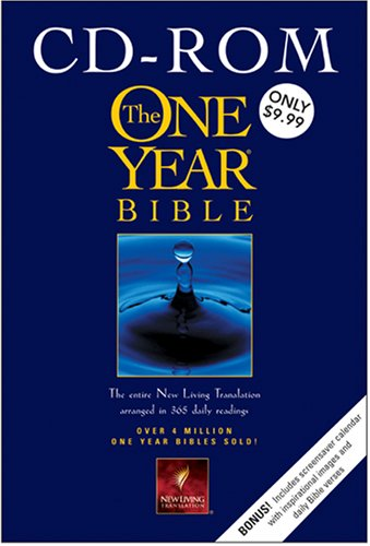 Read Online The One Year Bible: NLT1 pdf