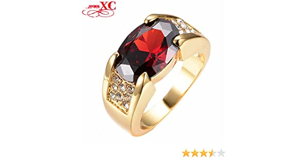 GDSHOP Sale Fine Jewelry Brand New Amethyst AAA Zircon Ladys Wedding Finger Rings 14KT White Gold Filled Ring Size 6//7//8//9