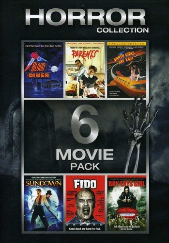 Horror Collection (Blood Diner/ Parents/ Earth Girls Are Easy/ Sundown/ FIDO/ Boy Eats - Family Great Horror