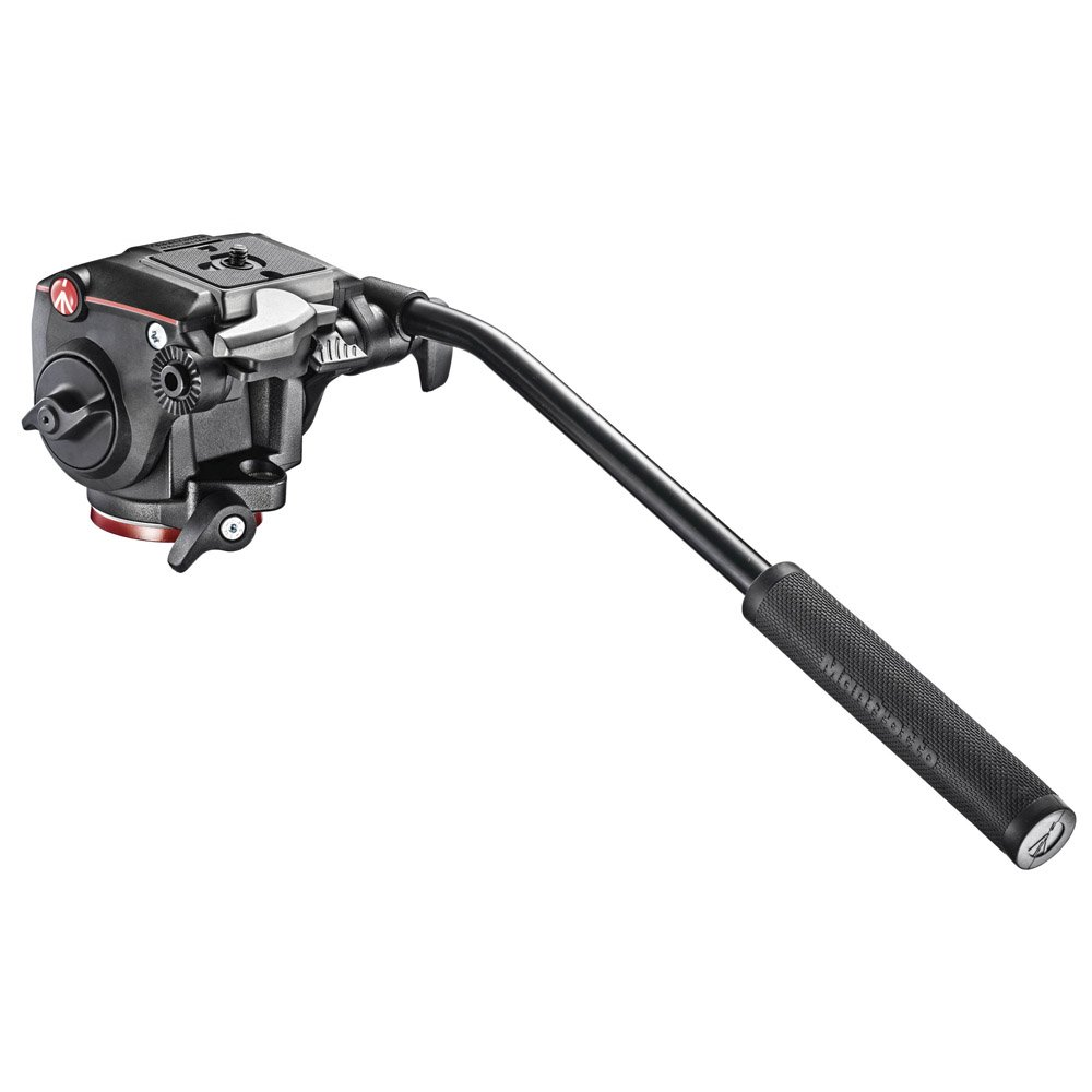 Manfrotto MHXPRO-2W XPRO Fluid Head with Fluidity Selector..